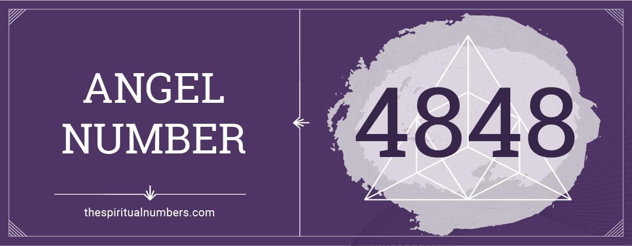 Angel Number 4848